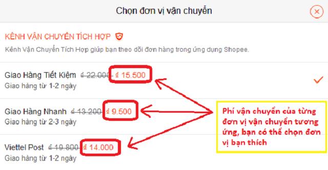 don-vi-van-chuyen-tren-shopee