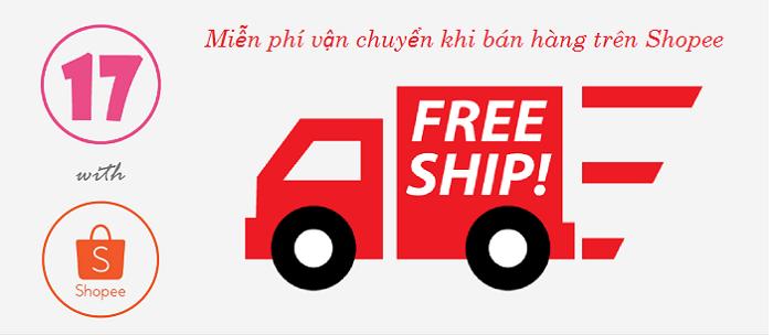 Shopee-mien-phi-van-chuyen-cho-khach-mua-hang